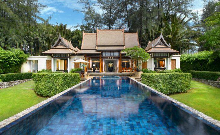 Banyan Tree Phuket and Mastel