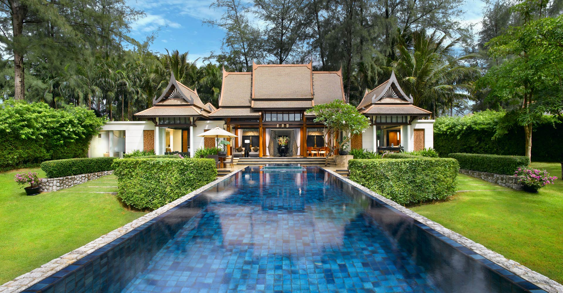 Banyan Tree Phuket and Mastel