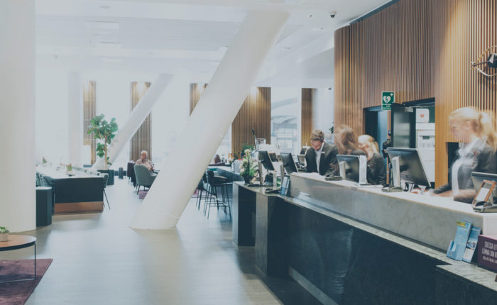 Zaplox & Mastel hospitality
